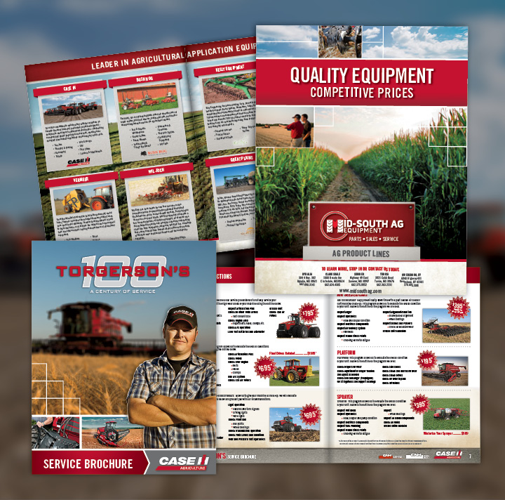 CASE IH Marketing