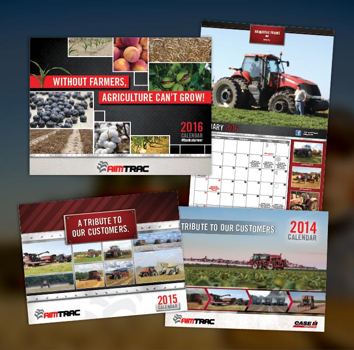 AIMTRAC Calendars